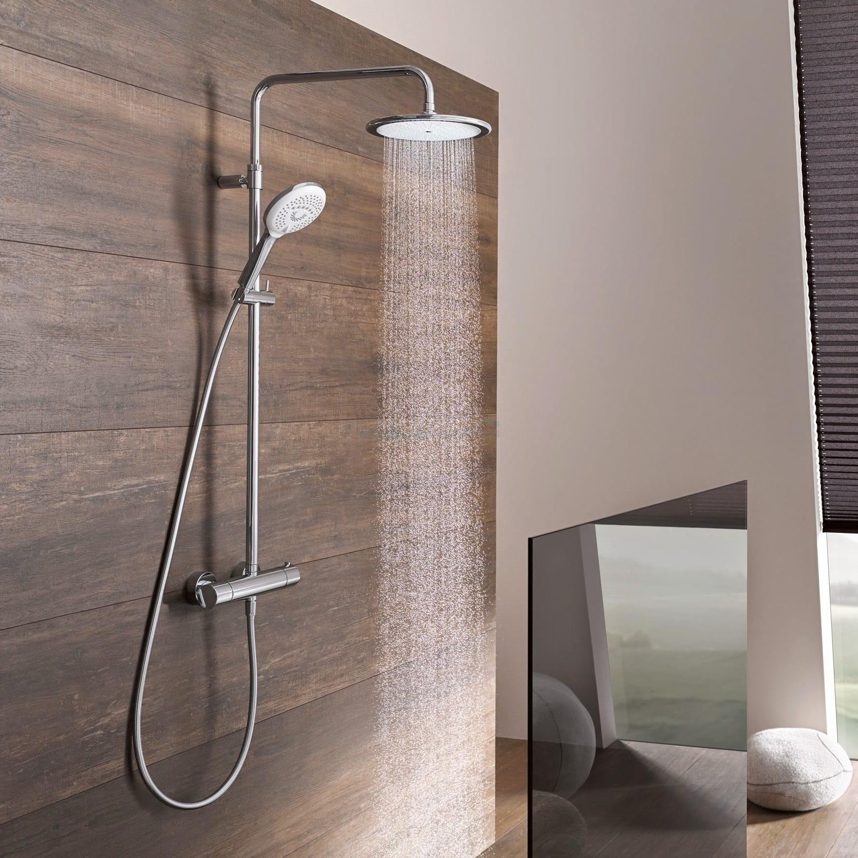 Kludi Freshline Dual Shower System Z Termostatem 6709205