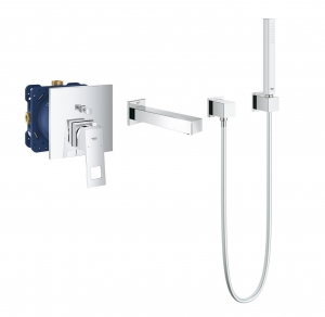 Grohe Eurocube komplet wannowy podtynkowy 241004ED