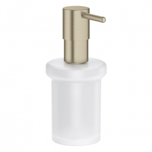 Grohe Essentials dozownik do mydła, brushed nickel 40394EN1