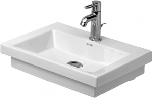 Duravit 2nd Floor umywalka 50x40cm 0790500000