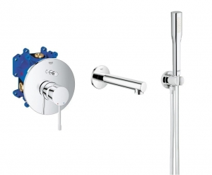 Grohe Essence New komplet wannowy podtynkowy 192006ED